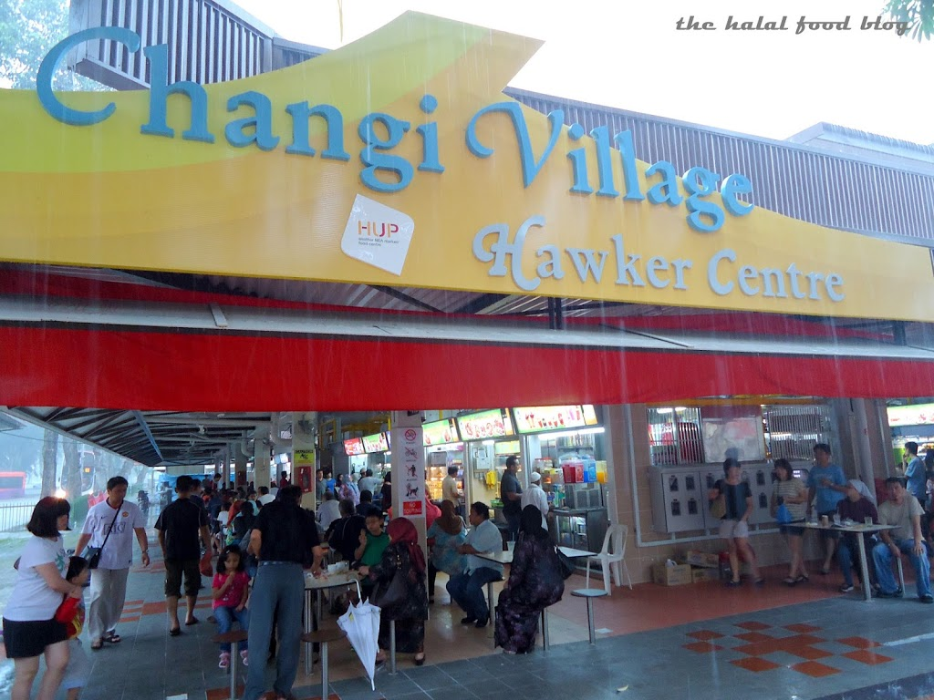 Changi Village Hawker Centre Reopens! - The Halal Food Blog