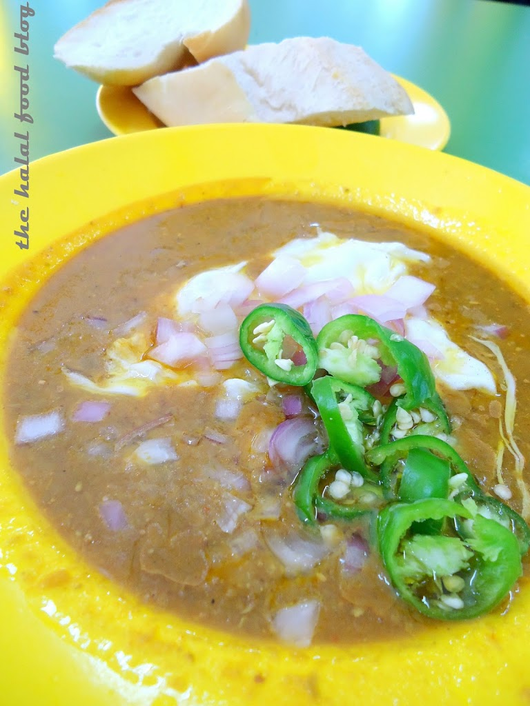 Kacang Pool Special - The Halal Food Blog