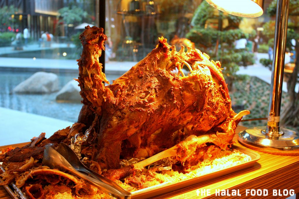 Whole Roasted Lamb
