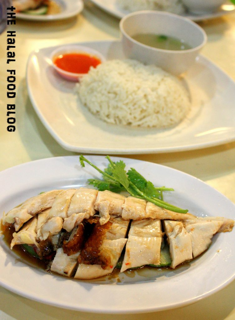 Chicken Rice ($3.80)