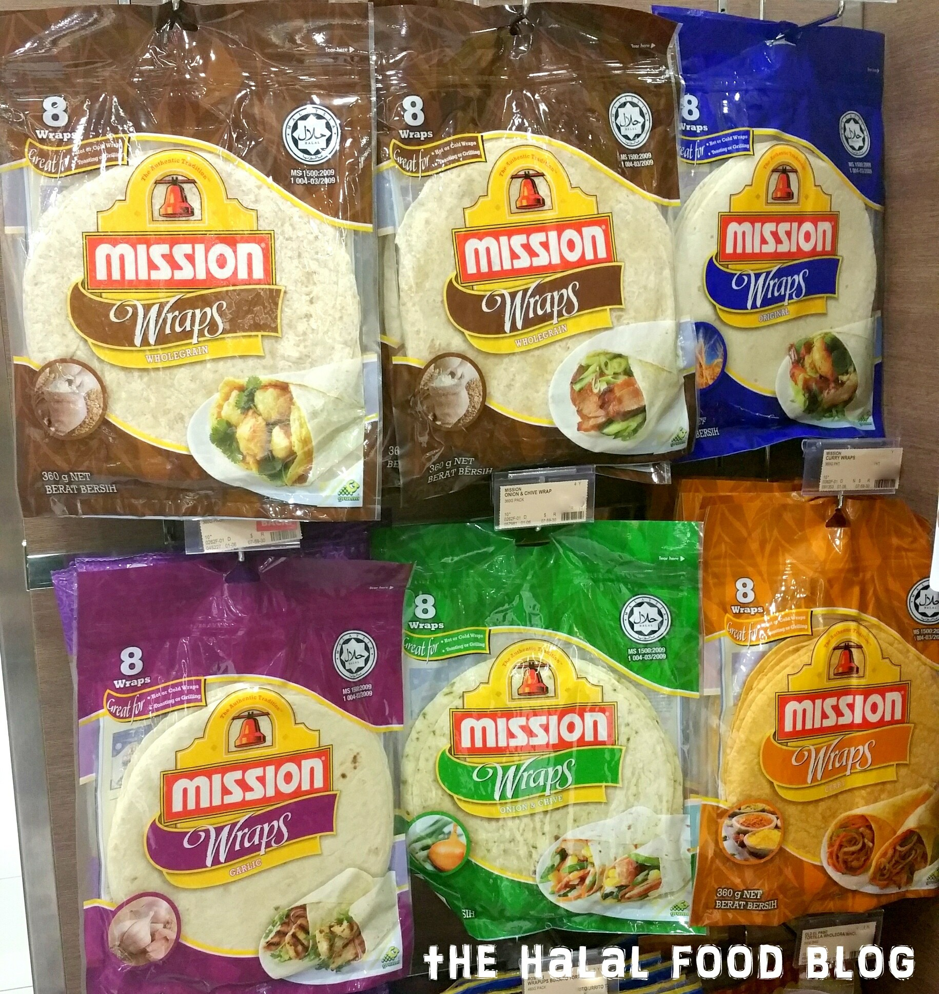 Mission Wraps – New Curry Wraps! – The Halal Food Blog