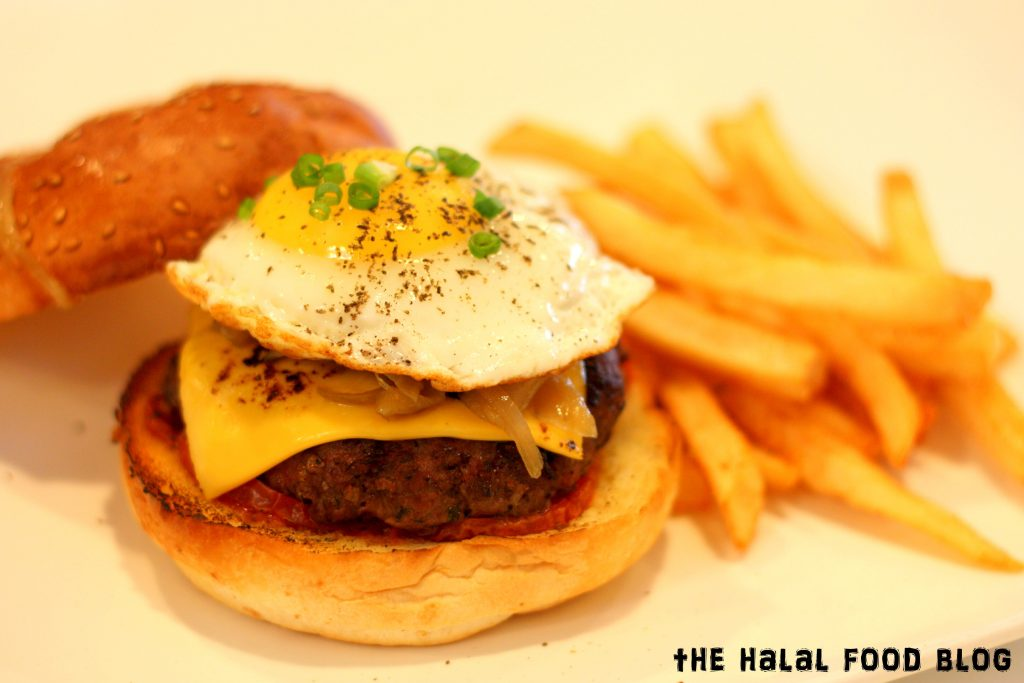 Ultimate Beef Burger ($19.00)