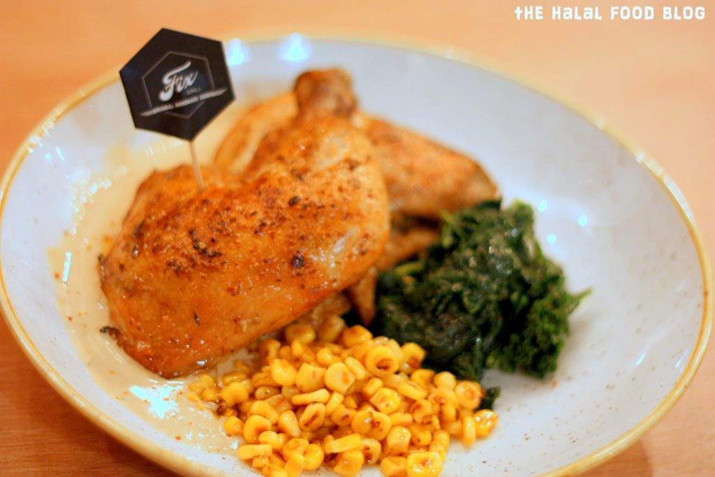 Slow Roasted Chicken ($19.00)