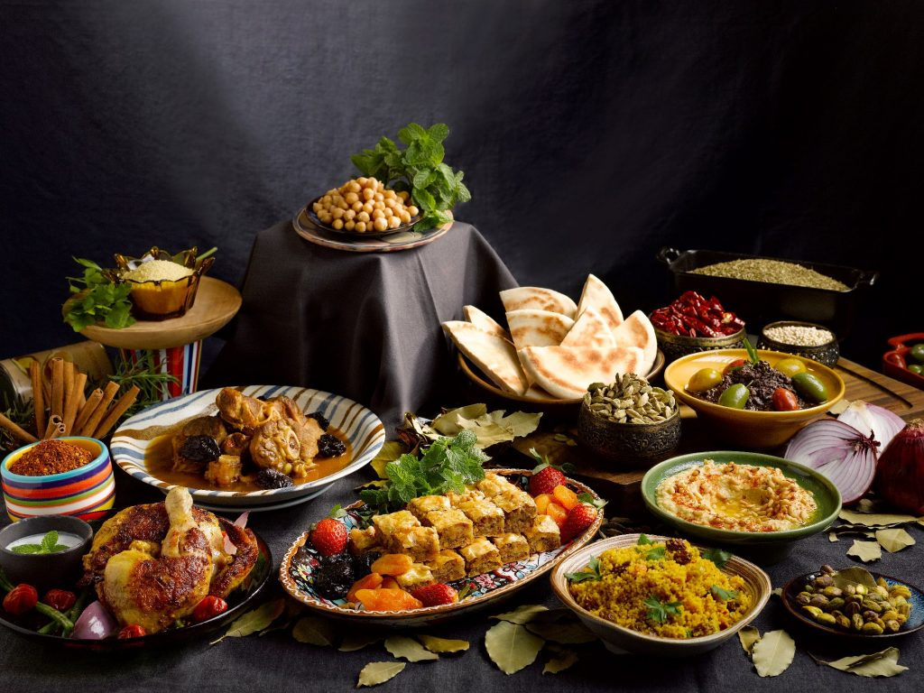 Moroccan Feasts (every Friday)