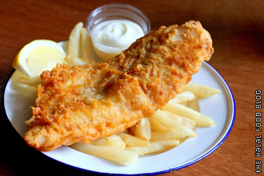 Fish and Chips ($11.00)