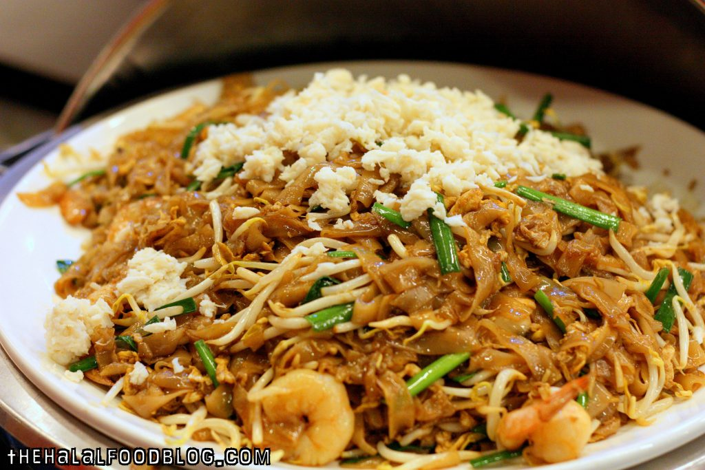 Crab Meat Fried Koay Teow