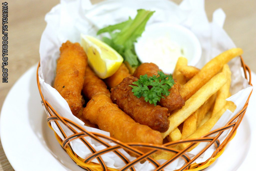 Fish in a Basket ($25.90)