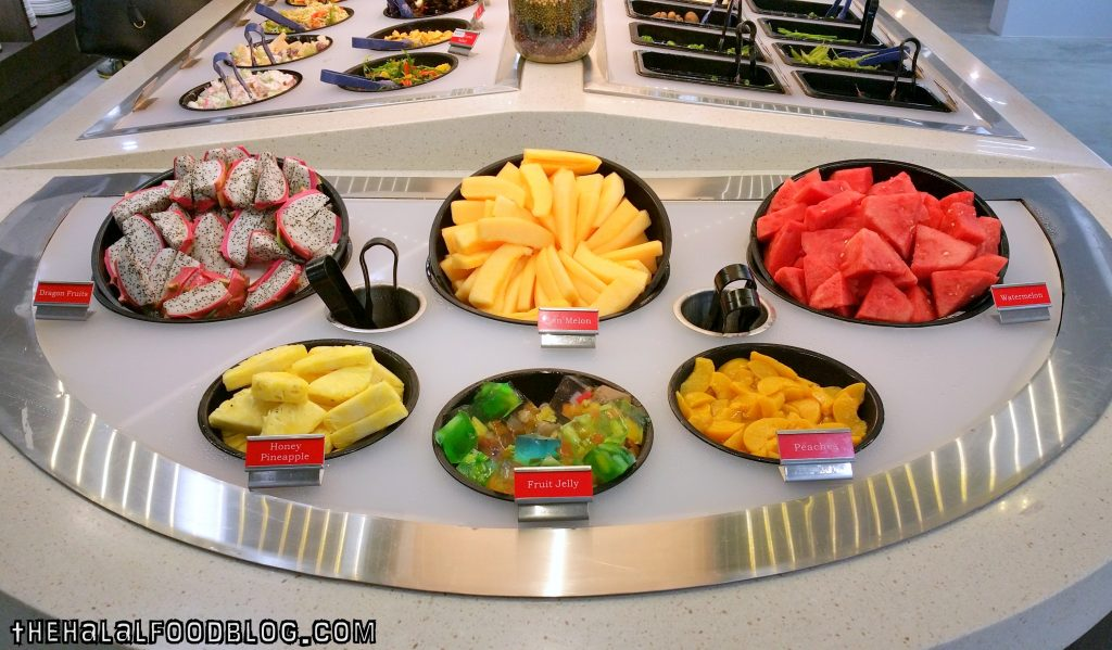 Fresh Fruits and Fruit Jelly