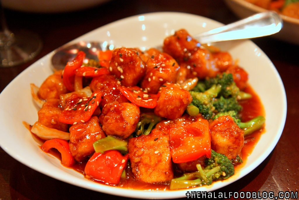 Chang's Spicy Chicken (AED 55)