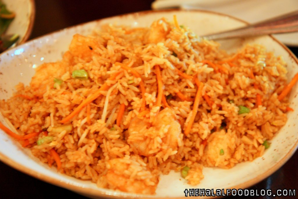 P.F. Chang's Fried Rice (AED 44)