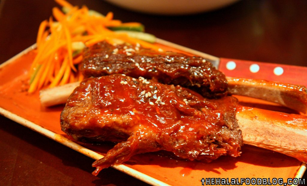 Chang's Asian Beef Short Ribs (AED 125)