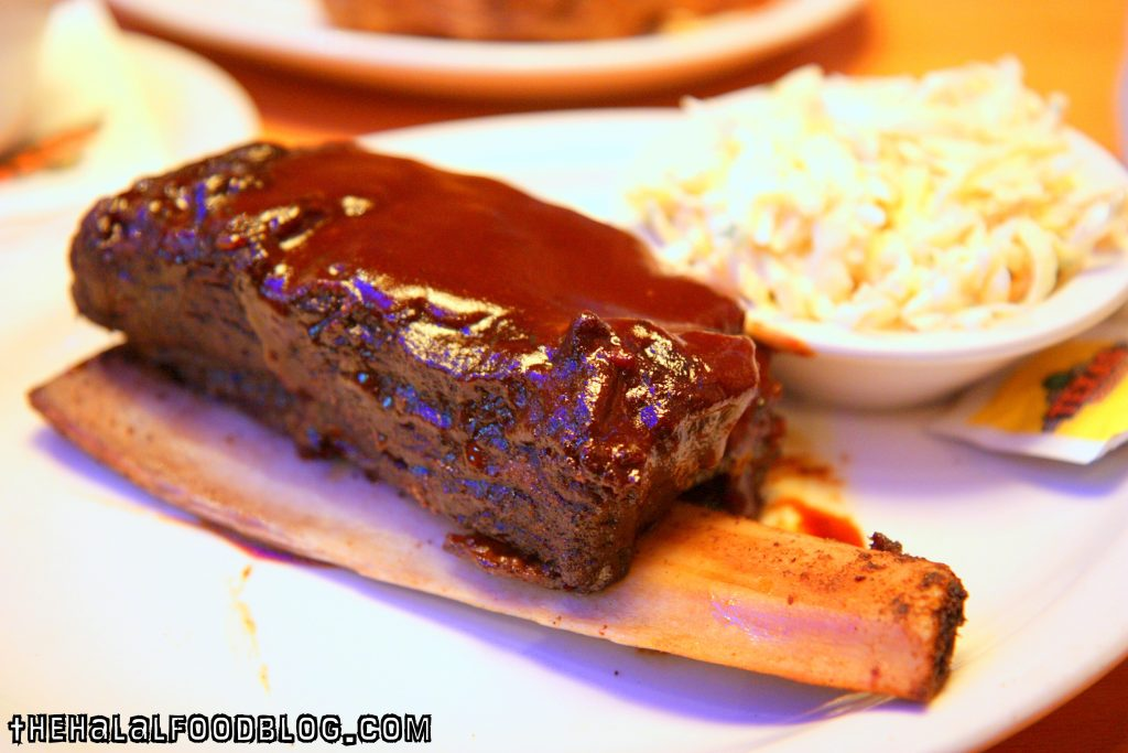 Award-Winning Beef Ribs (AED79)