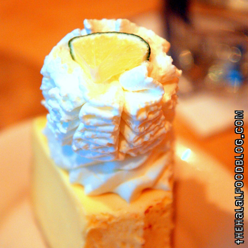 Key Lime Cheesecake (AED34)