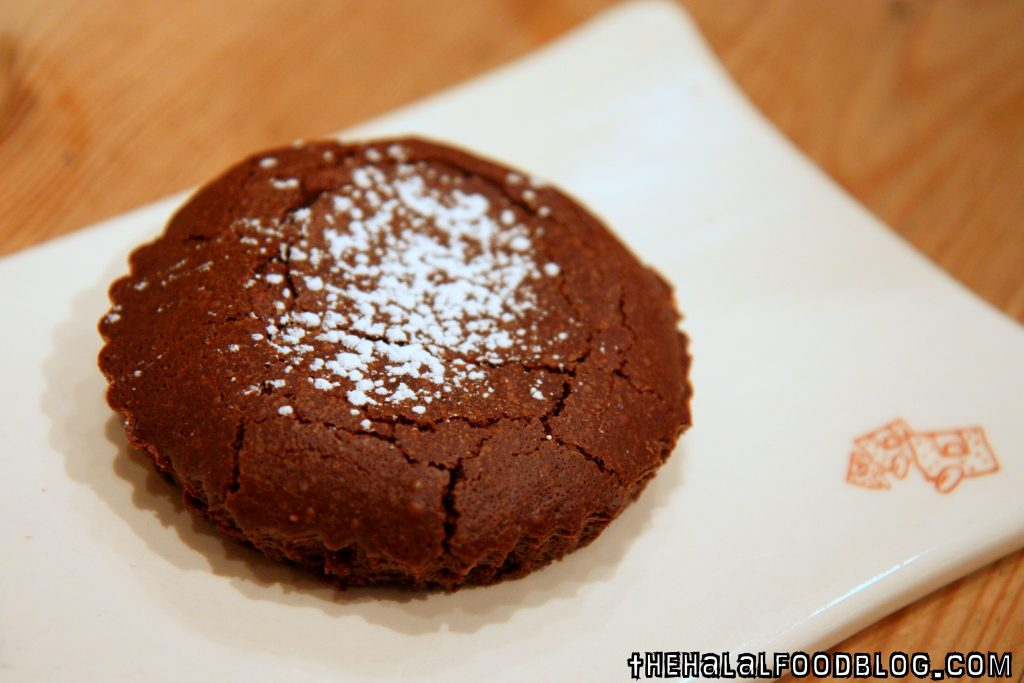 Belgian Chocolate Brownie (AED24)