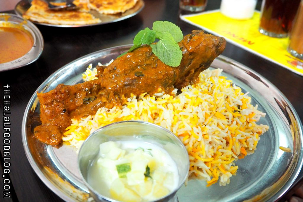 The Quest For Briyani Part 9: Springleaf Prata Place