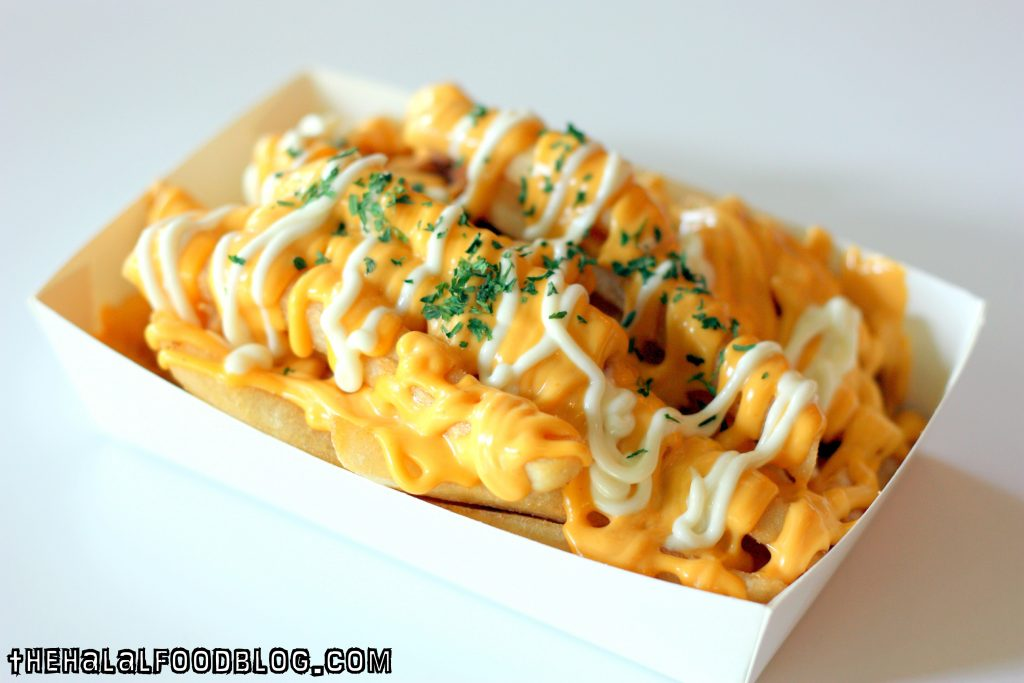 Cheese Fries ($4.00)
