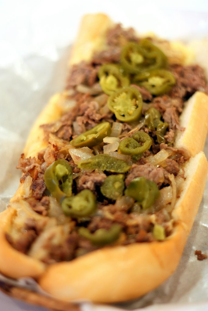 The Cheesesteak Shop - King of Philly Cheesesteak Beef 1