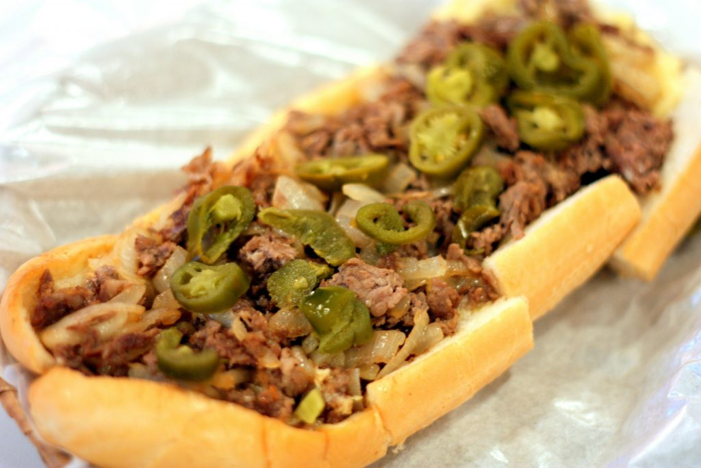 The Cheesesteak Shop - King of Philly Cheesesteak Beef 3