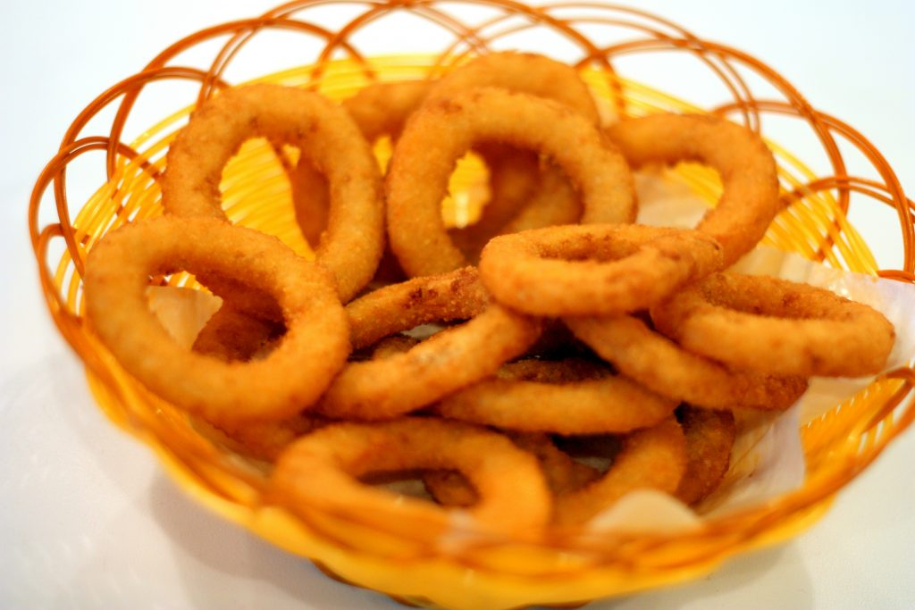 Onions Rings ($3.90 for Regular and $4.90 for Large)