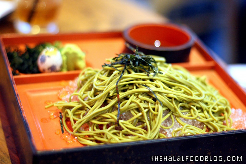 Chilled Soba ($9.90)