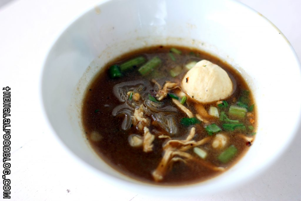 Amphawa Chicken Boat Noodles (RM1.90)