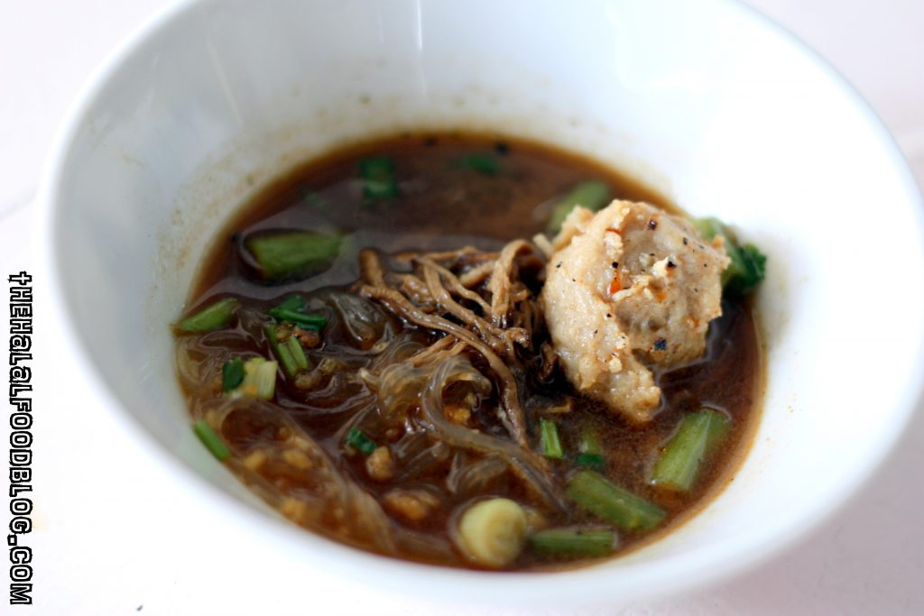 Amphawa Beef Boat Noodles (RM1.90)