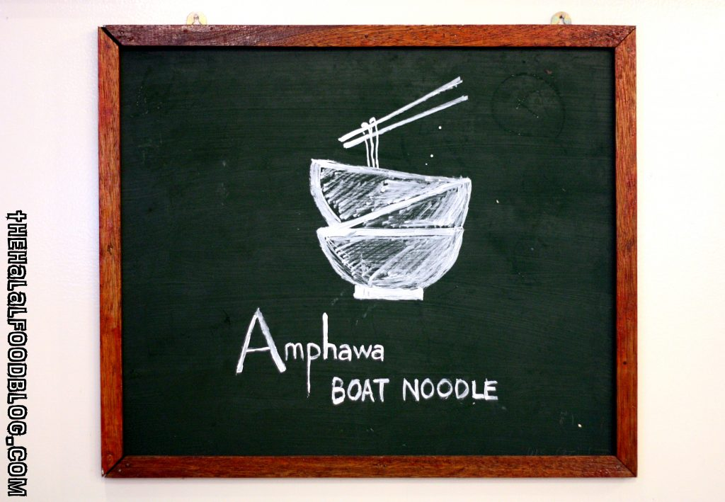 Amphawa Boat Noodles 33 Decor