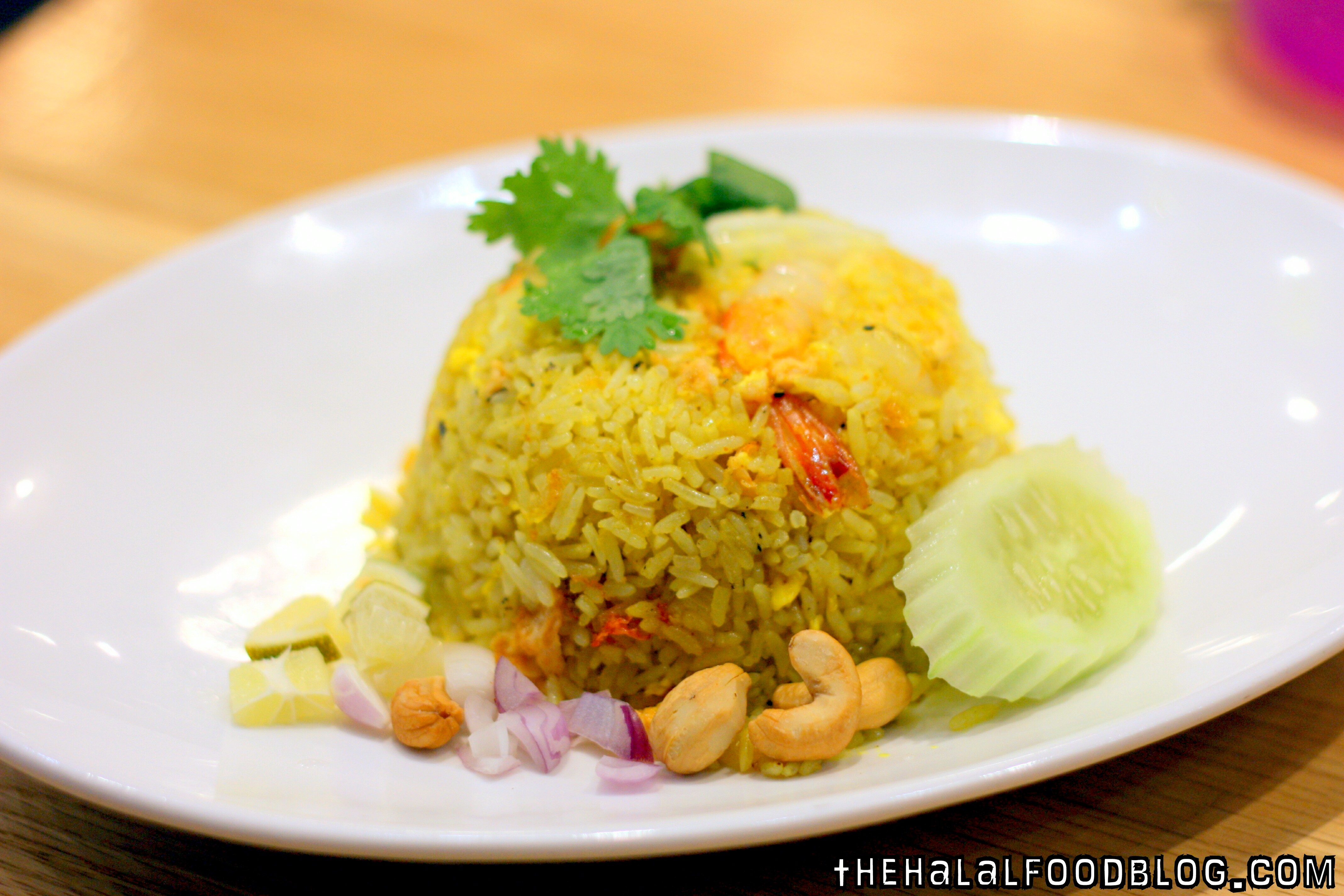 Seafood tyahan or rice with seafood 7