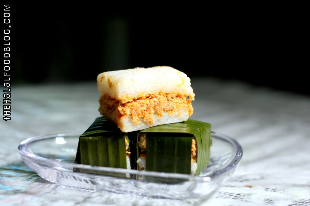 Lemper Ayam (Spicy)