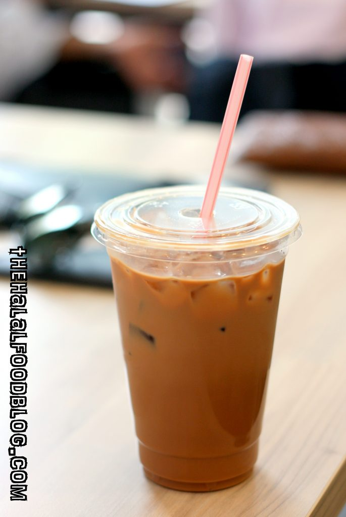 Toasties CNY 10 Iced Milk Tea