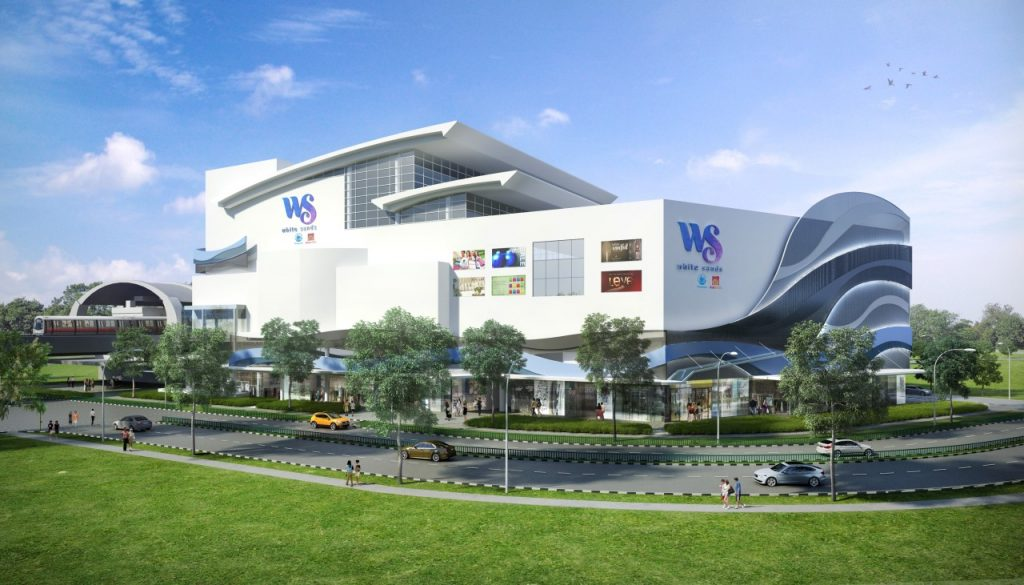 image from Asia Malls / White Sands Shopping Centre
