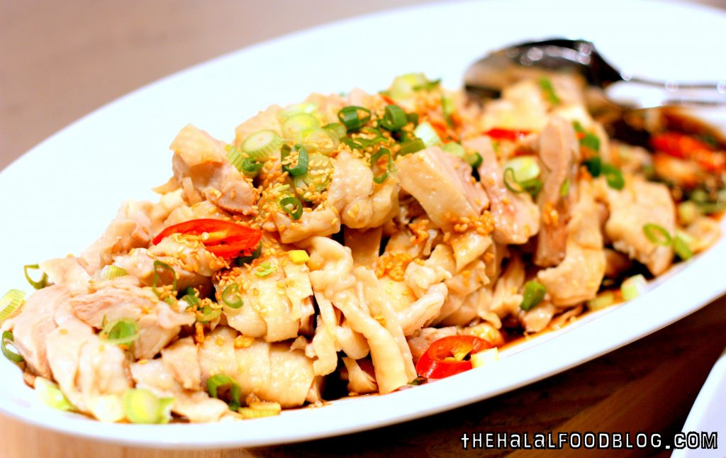 Soya Chicken Salad