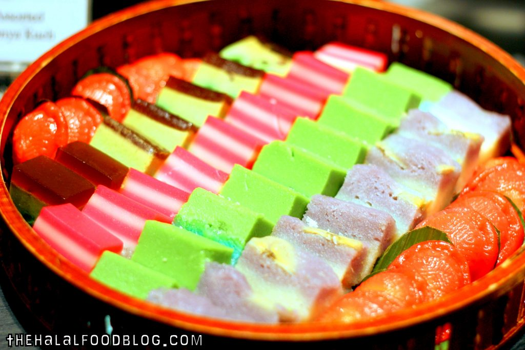 Assorted Nonya Kueh