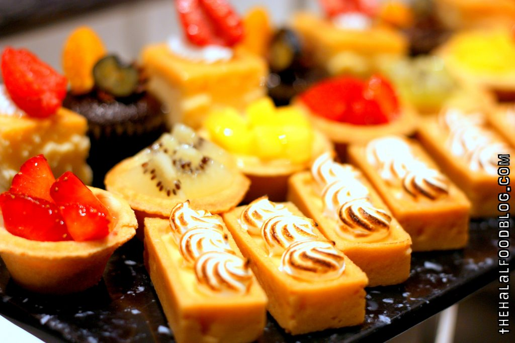 Assorted Tartlets