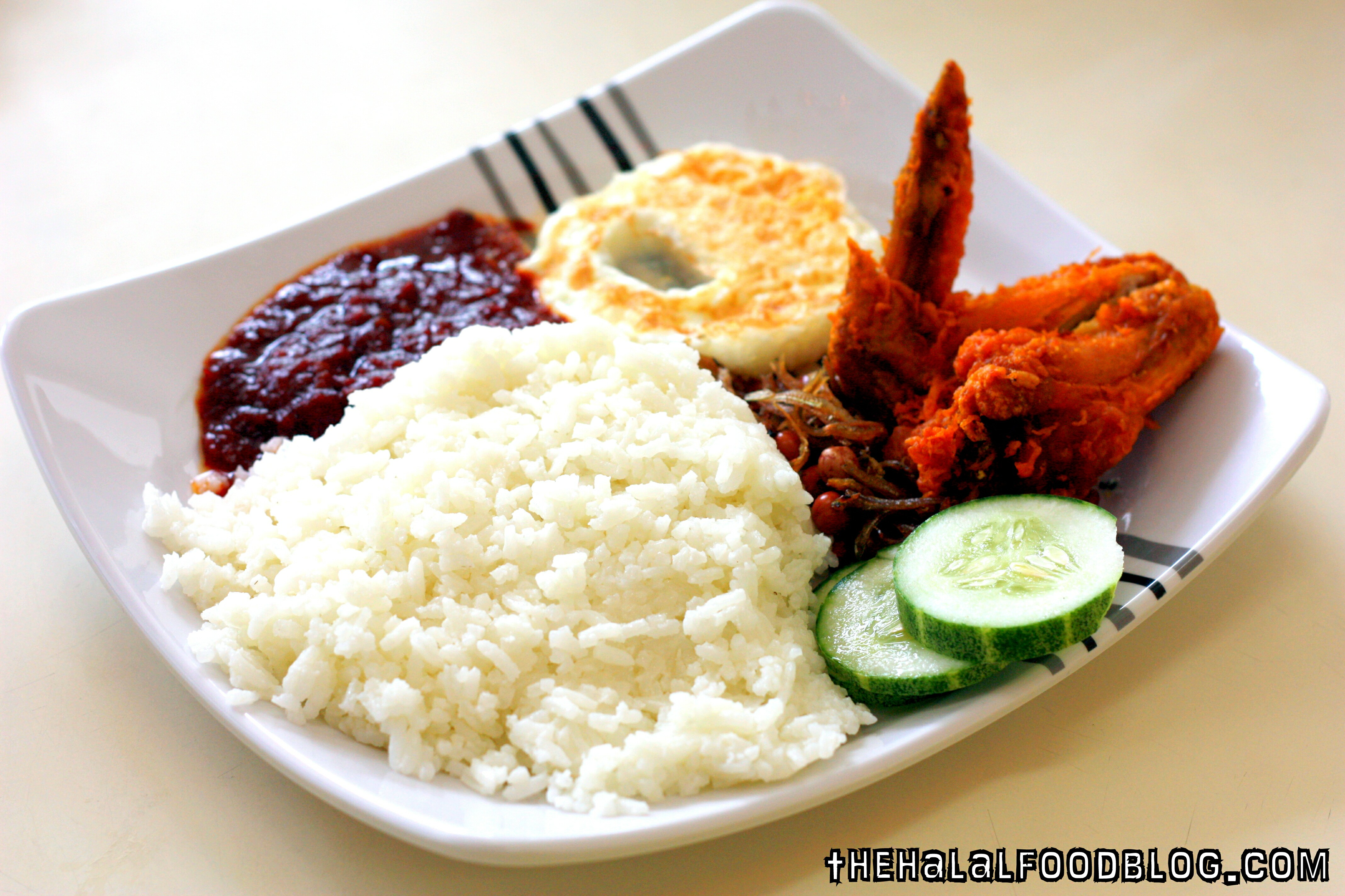 nasi lemak This spicy, tangy, vibrant cuisine is well within reach, with a copy of chef christina arokiasamy's new cookbook learn how to make authentic nasi lemak.