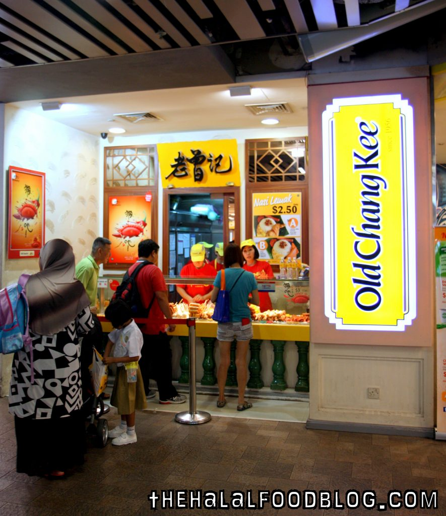 Causeway Point 13 Old Chang Kee