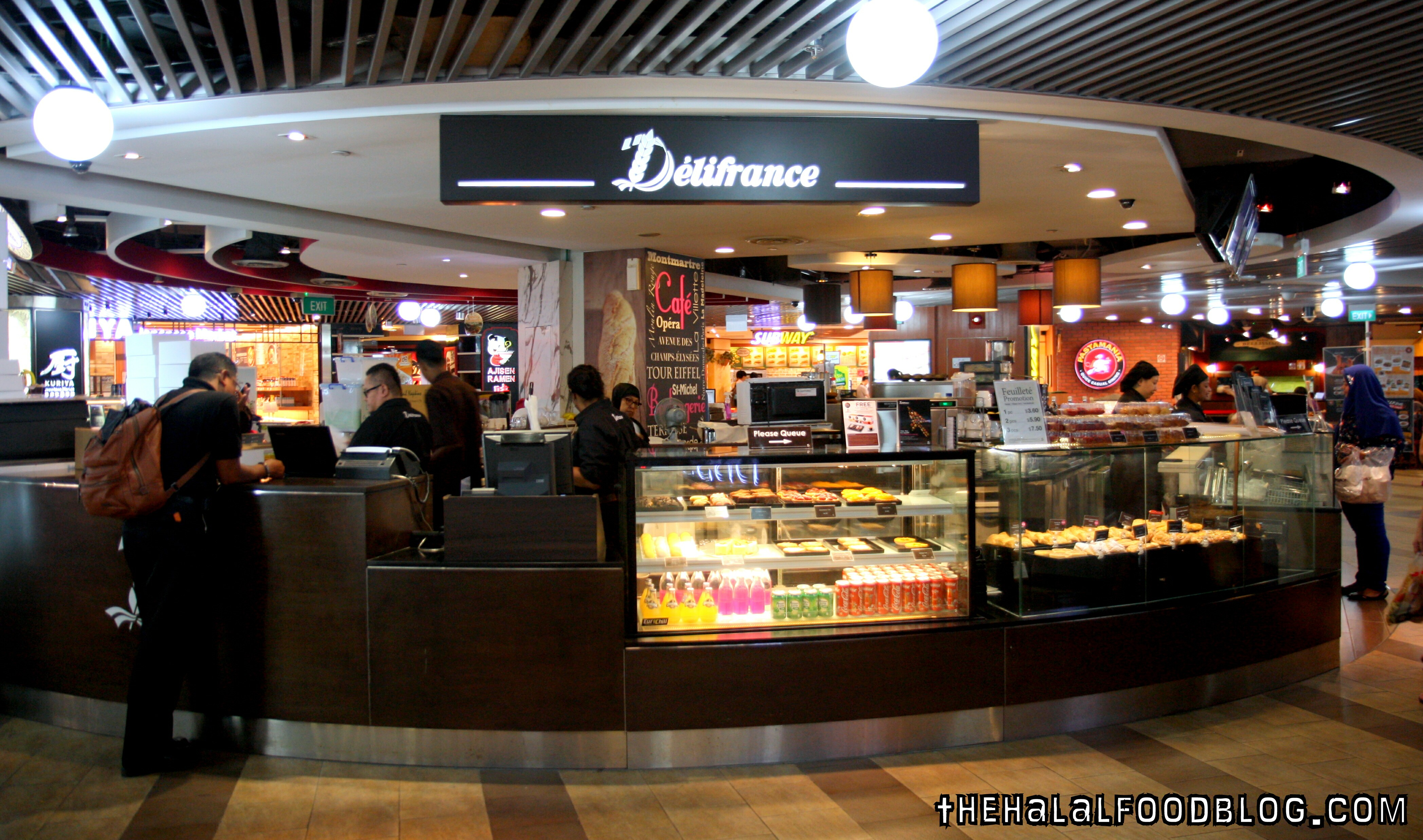 Food Near Northpoint Mall