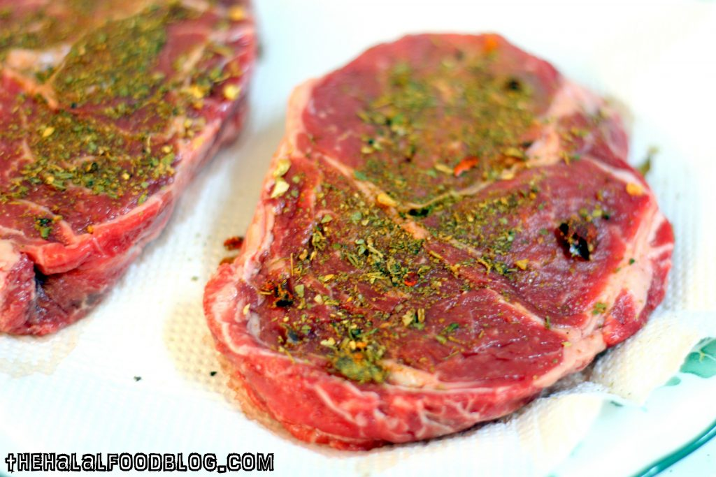 ZAC 21 Angus Ribeye Steaks
