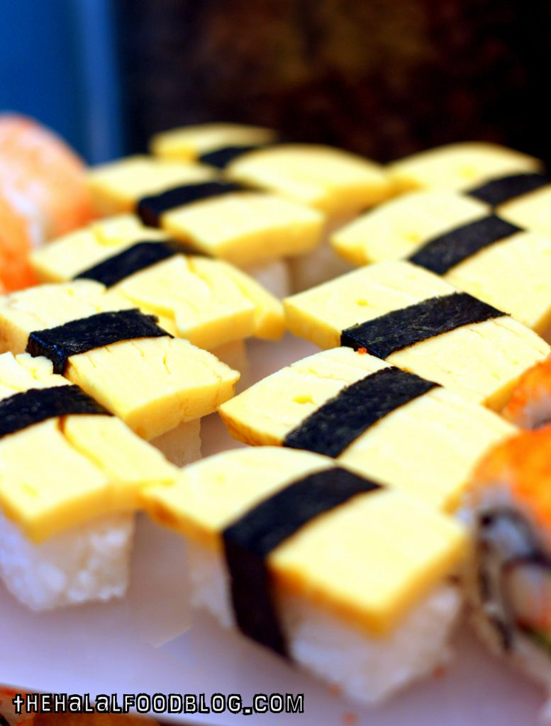 21 On Rajah Rijstaffel 03 Sushi