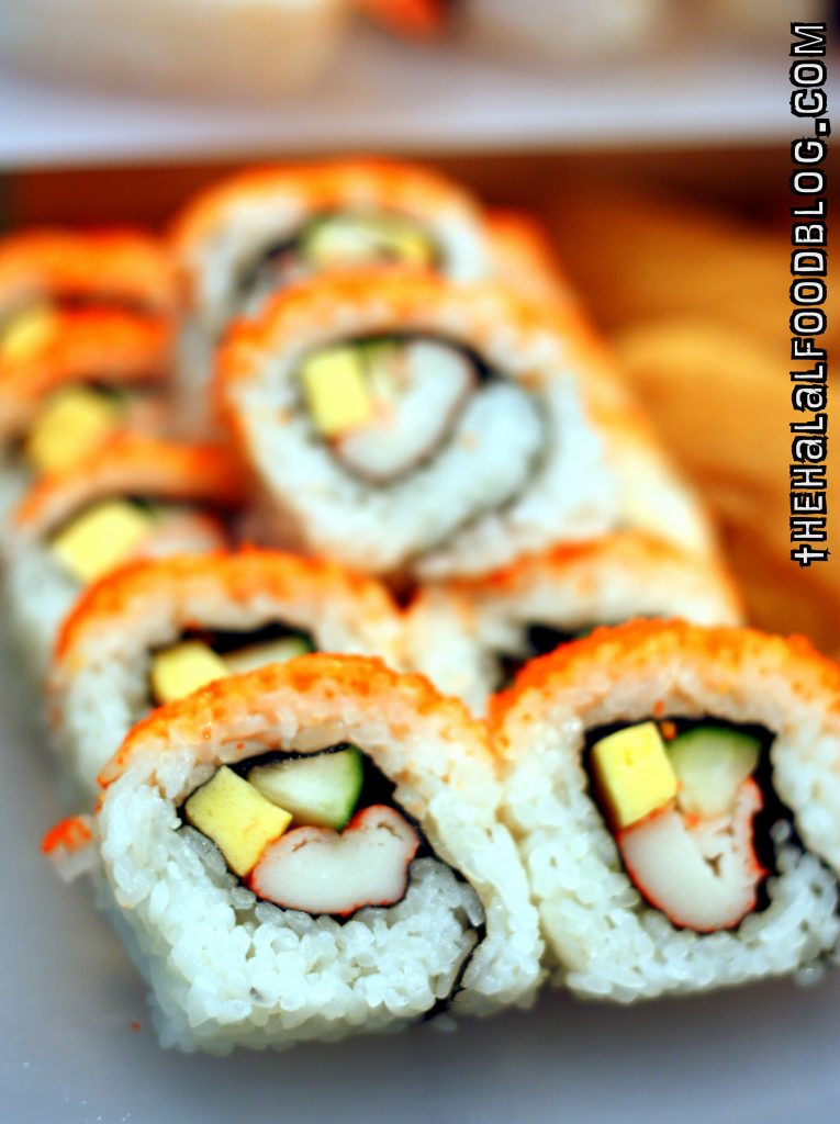21 On Rajah Rijstaffel 04 Sushi