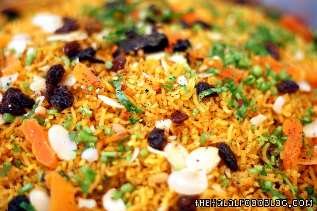 21 Spiced Basmati Rice
