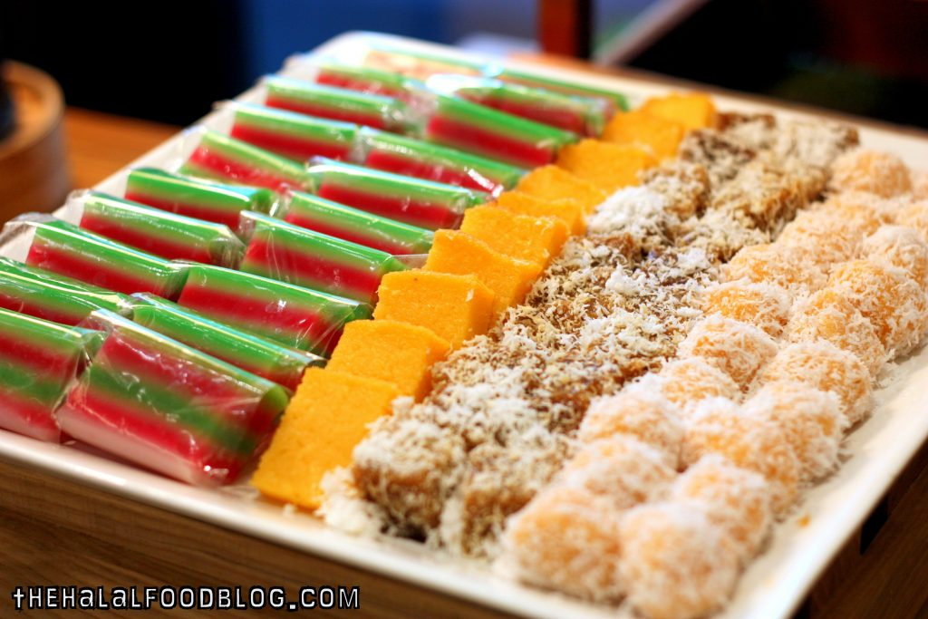 Assorted Nonya Cakes
