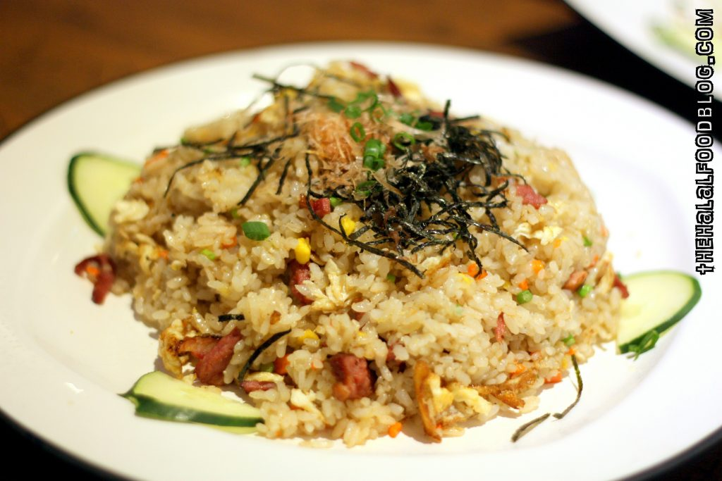 Smoked Duck Fried Rice ($8.90)