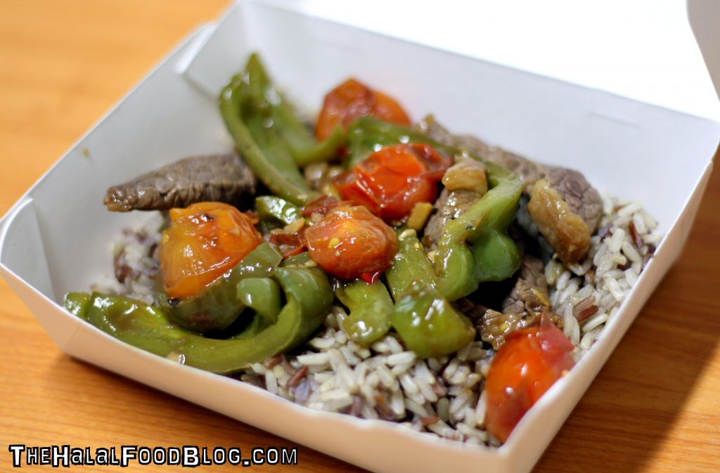 Wholesome Mains - Beef Stir Fry with Brown Rice