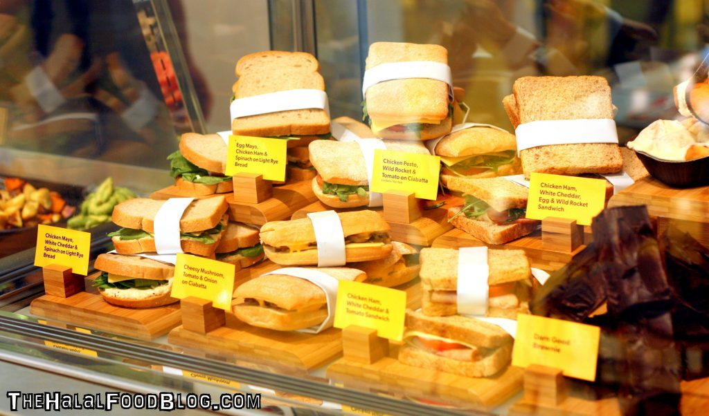 McDonalds Marine Cove 11 Sandwich Selection
