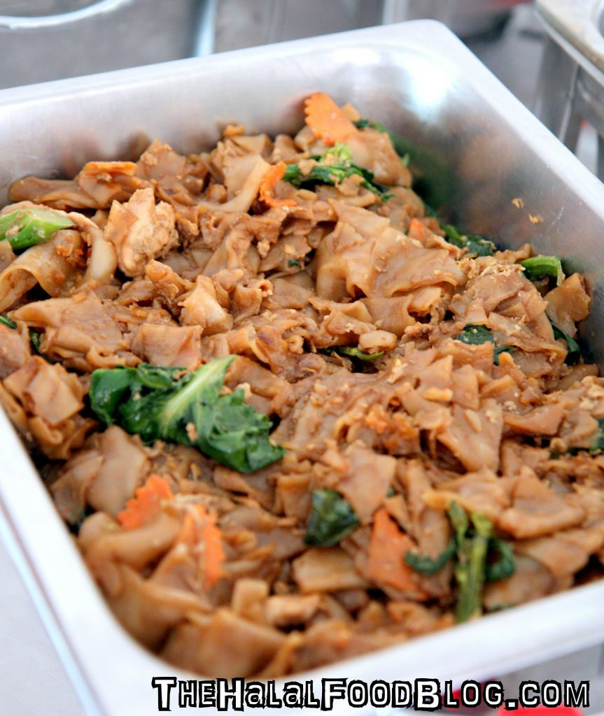Signature SK Fried Kway Teow with Holy Basil