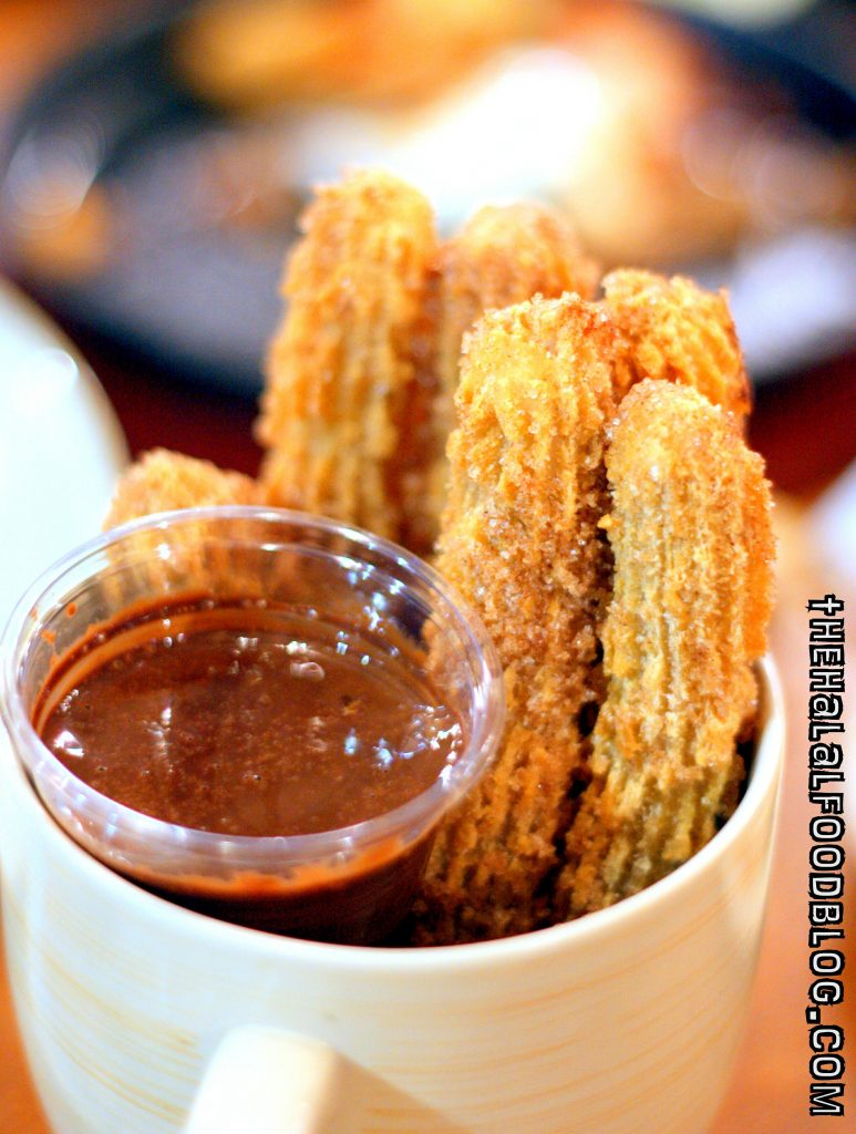 Churros at FIX