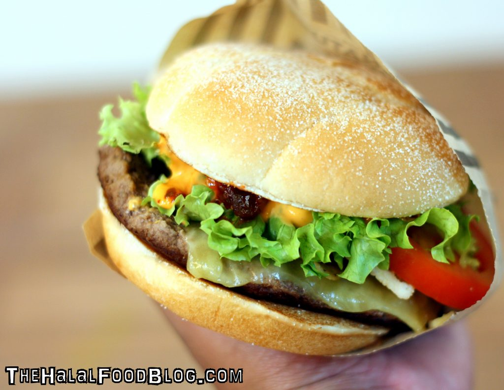 McDonald's The Signature Collection 08 Spicy Tortilla with Angus Beef