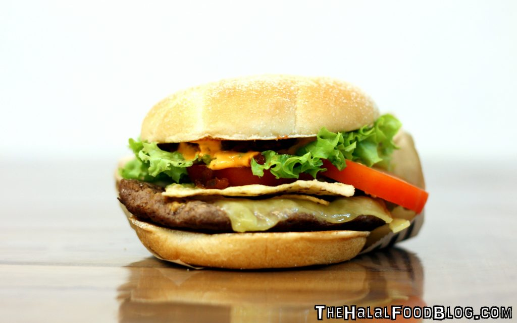 McDonald's The Signature Collection 10 Spicy Tortilla with Angus Beef