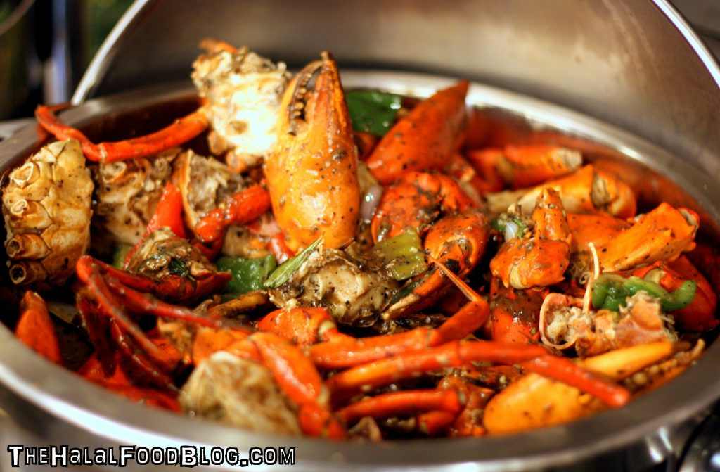 Penang St Buffet Crab Madness 2016 05 Black Pepper Crab